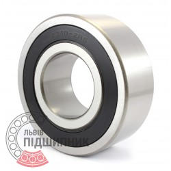 2310 2RS [CX] Self-aligning ball bearing