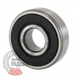 6201EE [SNR] Deep groove ball bearing
