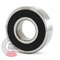 6202EE [SNR] Deep groove ball bearing