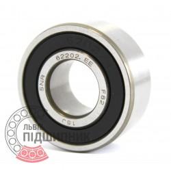 62202EE [SNR] Deep groove ball bearing
