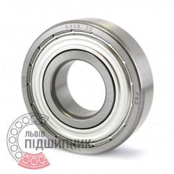 6306ZZ [SNR] Deep groove ball bearing