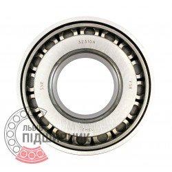 7610 (32310A) [SNR] Конічний роликовий підшипник