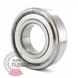 6206ZZ [SNR] Deep groove ball bearing