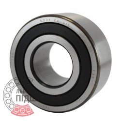 5307EEG15 [SNR] Angular contact ball bearing