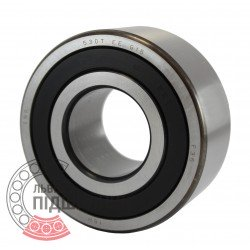 5307EEG15 [SNR] Angular contact ball bearing