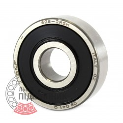 629-2RSH [SKF] Deep groove ball bearing