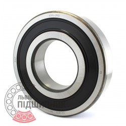 6314-2RSH [SKF] Deep groove ball bearing