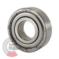 6001-2Z [SKF] Deep groove ball bearing