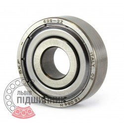 629-2Z [SKF] Deep groove ball bearing
