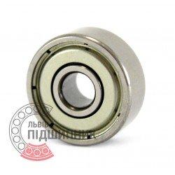 624-2Z [SKF] Deep groove ball bearing