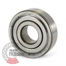6201-2Z [SKF] Deep groove ball bearing