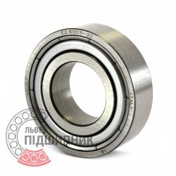 6003-2Z [SKF] Deep groove ball bearing