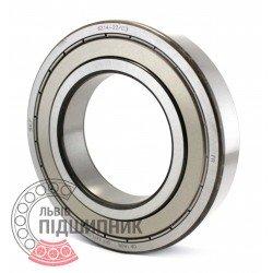 6214-2Z C3 [SKF] Deep groove ball bearing