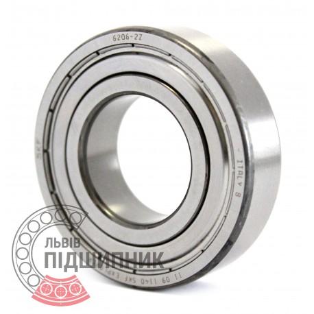6206-2Z [SKF] Deep groove ball bearing