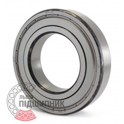 6211-2Z [SKF] Deep groove ball bearing