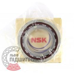 7007CTRDULP3 [NSK] Радіально-опорний кульковий пiдшипник