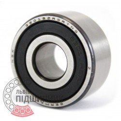 3201B TNG 2RS NSK Angular contact ball bearing