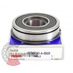 28TM07A2-A-ENXR [NSK] Пiдшипник кульковий