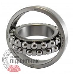 1210 [Kinex ZKL] Self-aligning ball bearing