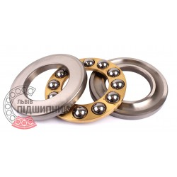 51324 [FBJ] Thrust ball bearing