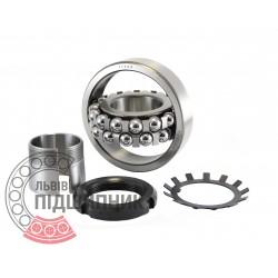 1309K+H309 [GPZ-34] Self-aligning ball bearing