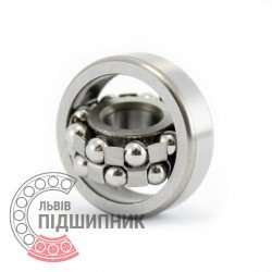 1200 (1200) [FBJ] Пiдшипник кульковий дворядний сферичний
