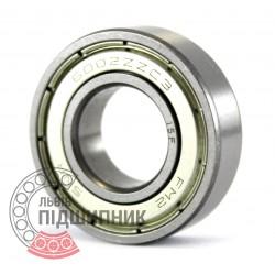 6002ZZC3 [SNR] Deep groove ball bearing