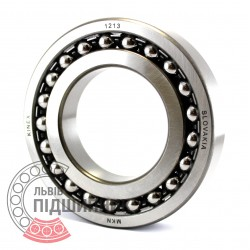 1213 [Kinex ZKL] Self-aligning ball bearing