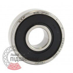 608-2RSH [SKF] Deep groove ball bearing