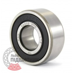 62202-2RSR [FAG] Deep groove ball bearing