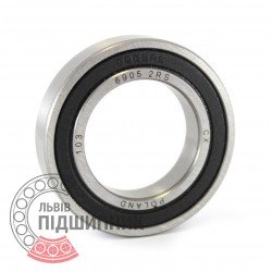 61905 2RS [CX] Deep groove ball bearing