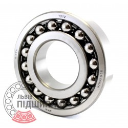 1312 [Kinex ZKL] Self-aligning ball bearing