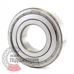 6308-2Z C3 [SKF] Deep groove ball bearing