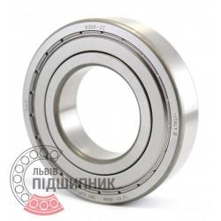 6208-2Z [SKF] Deep groove ball bearing
