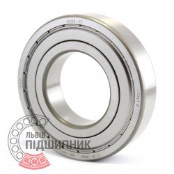 6208-2Z [SKF] Deep groove ball bearing