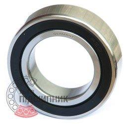 B7011C-2RSD-T-P4S-UL [FAG] Angular contact ball bearing