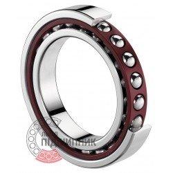 7018.CV.U.J74 [SNR] Angular contact ball bearing
