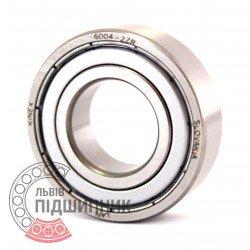 6004-2ZR [Kinex ZKL] Deep groove ball bearing