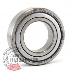 6005-2ZR C3 [Kinex ZKL] Deep groove ball bearing