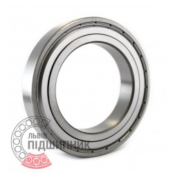 6016-2ZR [Kinex ZKL] Deep groove ball bearing