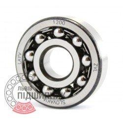 1200 [ZVL] Self-aligning ball bearing