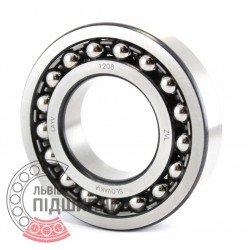 1208 [ZVL] Self-aligning ball bearing
