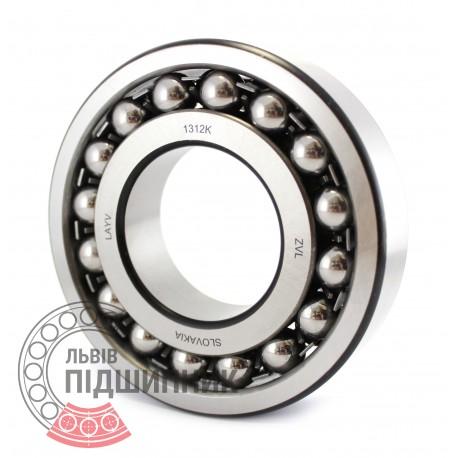 1312 K [ZVL] Self-aligning ball bearing