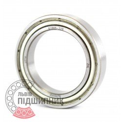 61805-2ZR [ZVL] Deep groove ball bearing