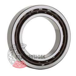 7202.CG GNP4 [NTN] Angular contact ball bearing