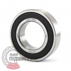 6005-2RS [ZVL] Deep groove ball bearing