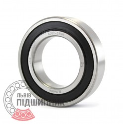 6007-2RS [ZVL] Deep groove ball bearing