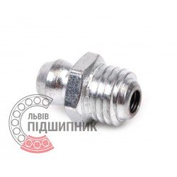 Metric grease fitting M8x1 (straight)
