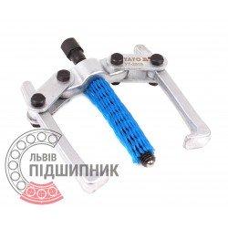 Bearing puller YT-2515, 2х75mm [YATO]