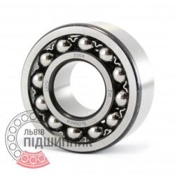 2204 [ZVL] Self-aligning ball bearing